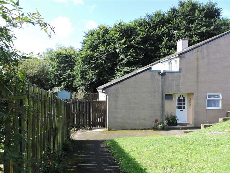 2 Bedrooms Flat for sale in Allt Y Carne, Goodwick