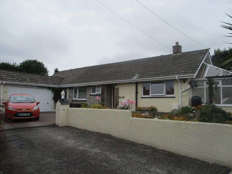 3 Bedrooms Detached Bungalow for sale in St. Stephen Road, St. Austell