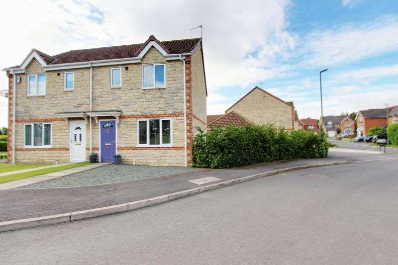 3 Bedrooms Semi Detached House for sale in Ashtree Close, Newton Aycliffe