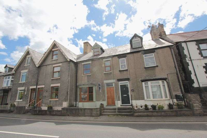 4 Bedrooms Terraced House for sale in Bridge Street, Corwen
