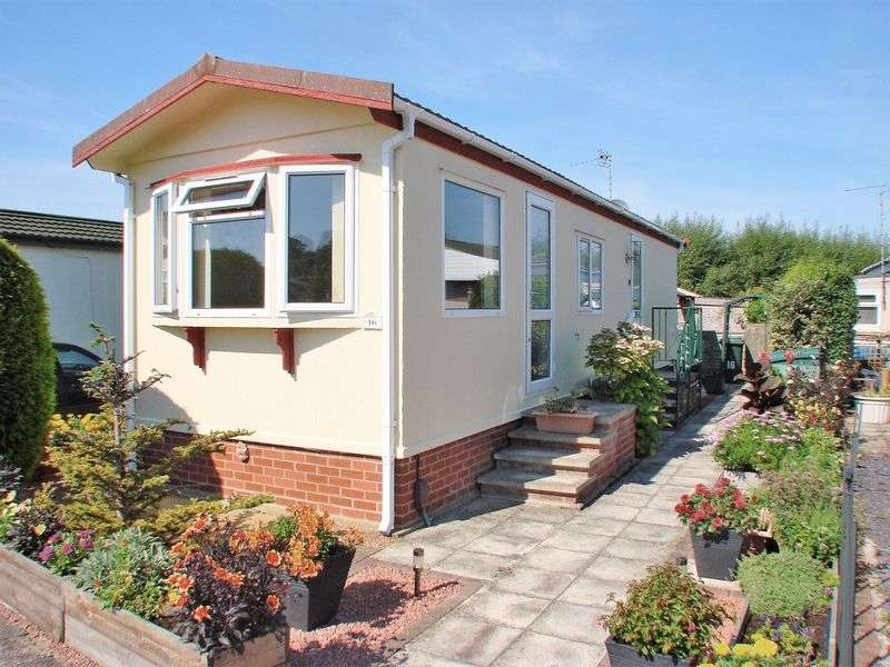 2 Bedrooms Detached Bungalow for sale in Oak Avenue, Radcliffe-on-Trent