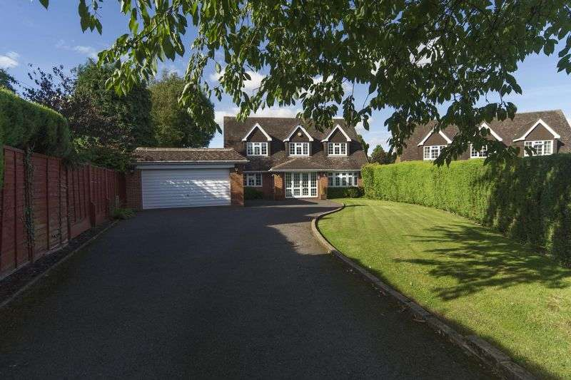 4 Bedrooms Detached House for sale in Bowood Drive, Tettenhall, Wolverhampton