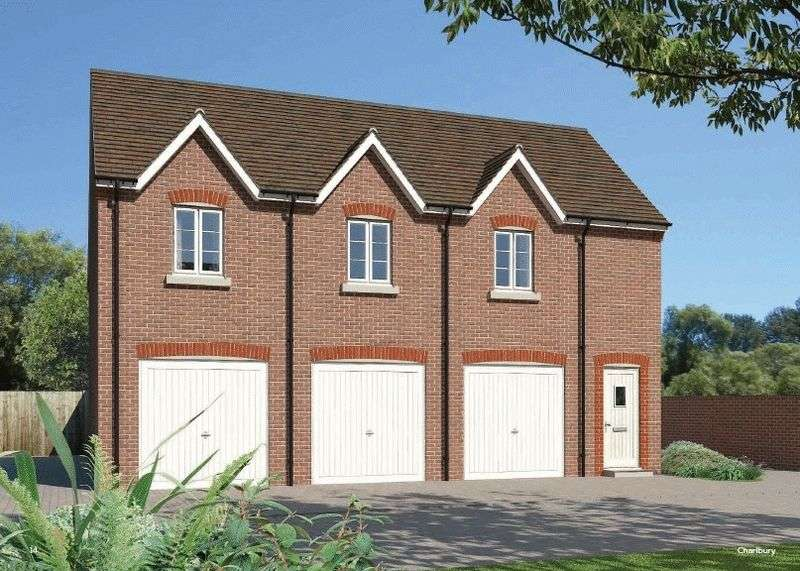 2 Bedrooms Flat for sale in Plot 80, The Charlbury, Downsview Park, Wantage