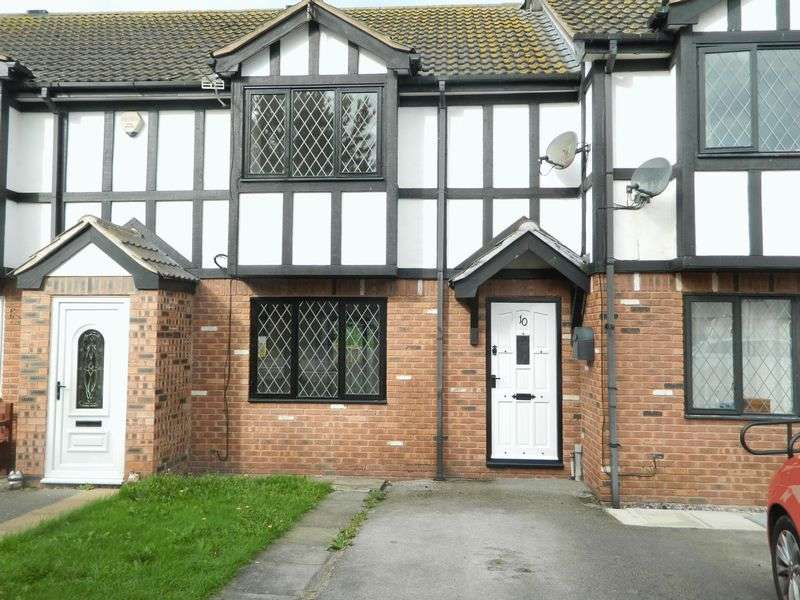2 Bedrooms Terraced House for sale in Plas Bach, Kinmel Bay