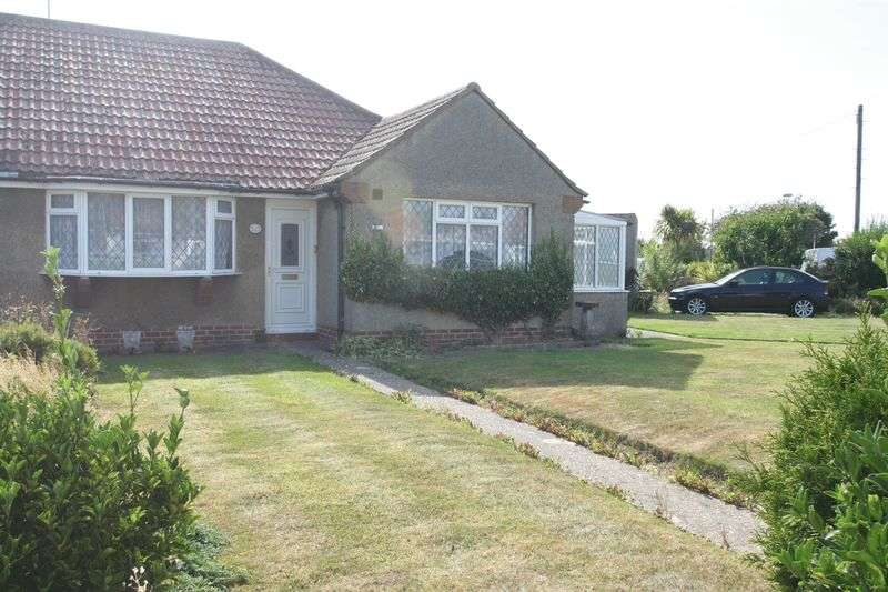3 Bedrooms Semi Detached Bungalow for sale in Melrose Avenue, Worthing