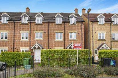 4 Bedrooms End Of Terrace House for sale in Laddon Mead, Yate, Bristol, Gloucestershire