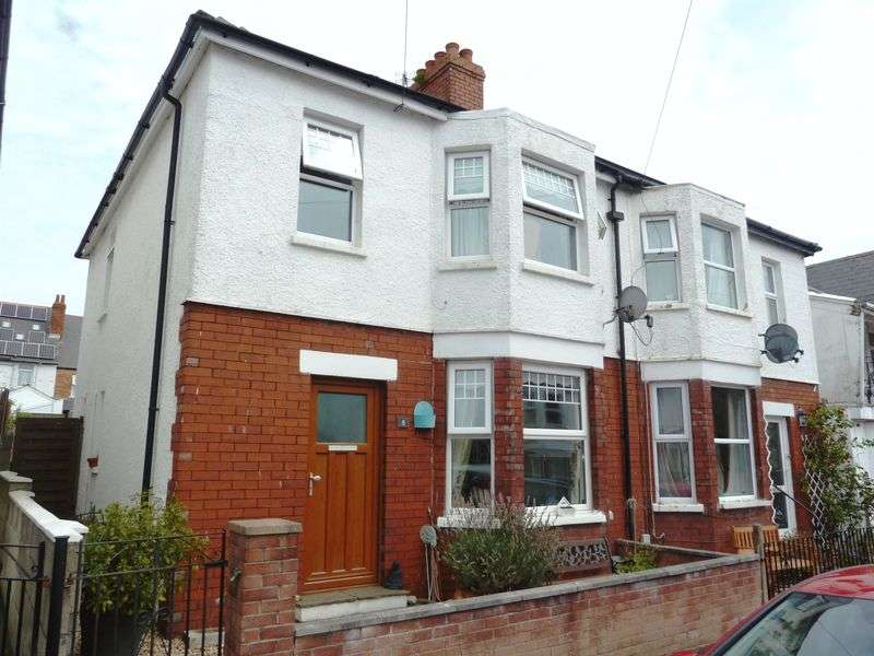 3 Bedrooms Semi Detached House for sale in Gaspard Place, Barry