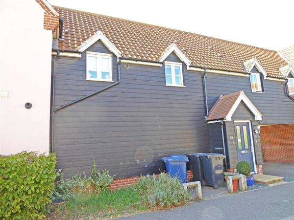 1 Bedroom Maisonette Flat for sale in Sycamore Drive, BURY ST. EDMUNDS IP32 7PW
