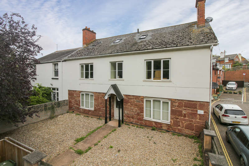 2 Bedrooms Ground Flat for sale in Honiton Road, Exeter