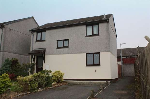 3 Bedrooms Detached House for sale in Knights Way, Mount Ambrose, Redruth, Cornwall