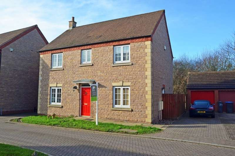 4 Bedrooms Detached House for sale in Shearwater Drive, Coton Park