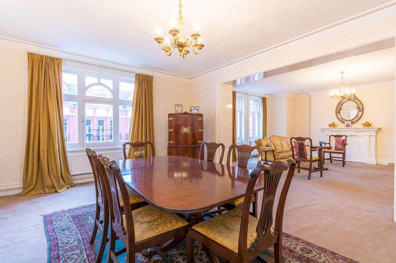 4 Bedrooms Flat for sale in Cabbell Street, Marylebone, NW1