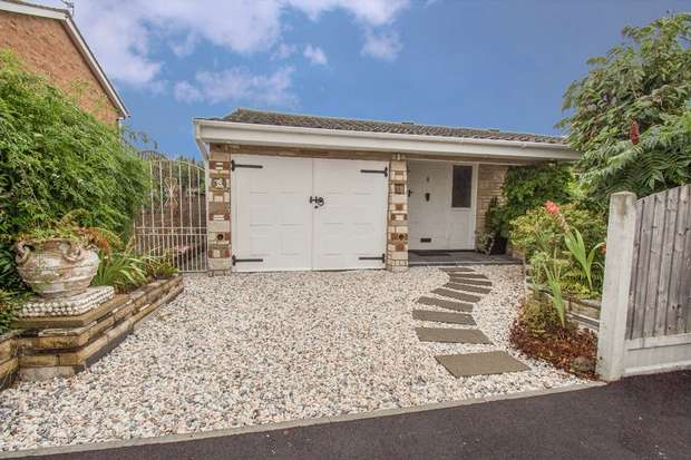 3 Bedrooms Detached Bungalow for sale in Westerland Avenue, CANVEY ISLAND, Essex