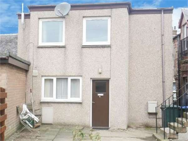 1 Bedroom End Of Terrace House for sale in Causewayend, Coupar Angus, Blairgowrie, Perth and Kinross