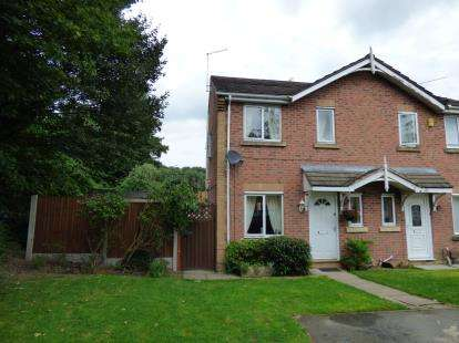 3 Bedrooms Semi Detached House for sale in Pierpoint Place, Kirkby-In-Ashfield, Nottingham