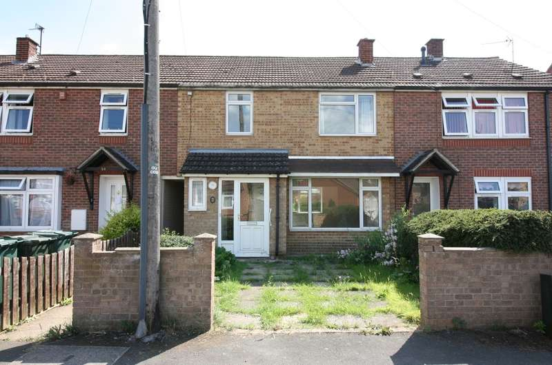3 Bedrooms Terraced House for sale in Queens Avenue, Kidlington