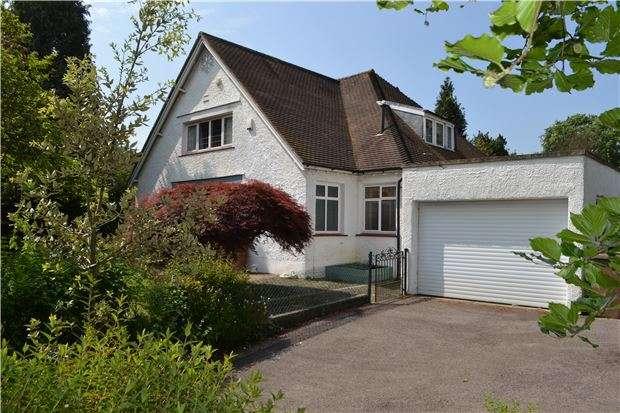 4 Bedrooms Detached House for sale in Woodcote Avenue, WALLINGTON, Surrey, SM6 0QY
