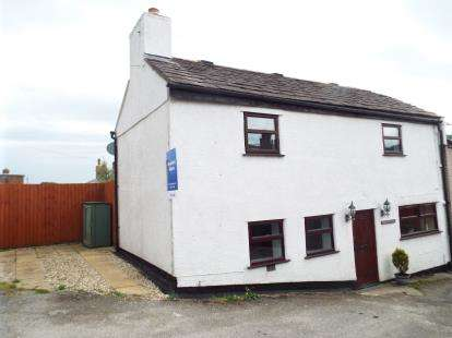 2 Bedrooms Semi Detached House for sale in Rose Hill, Holywell, Flintshire, CH8
