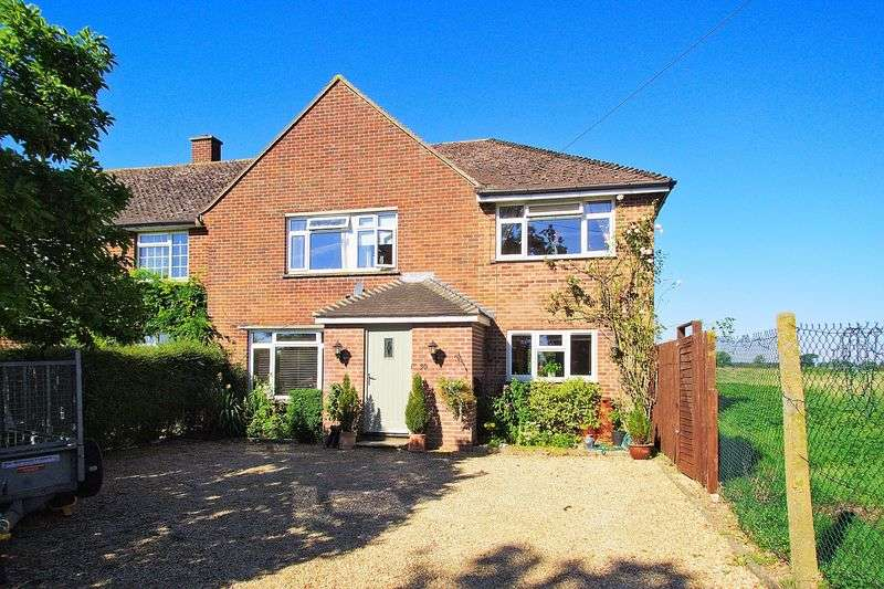 4 Bedrooms Semi Detached House for sale in Appledram Lane South, Chichester PO20