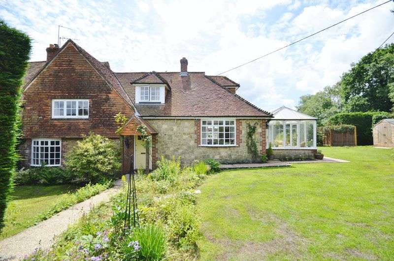 4 Bedrooms Semi Detached House for sale in Lurgashall, Petworth
