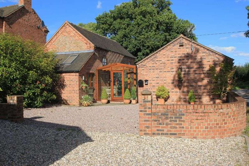 2 Bedrooms Detached House for sale in Bradley, Stafford, ST18 9EA.