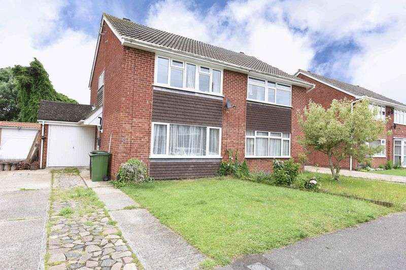 3 Bedrooms Semi Detached House for sale in Grantham Road, Reading