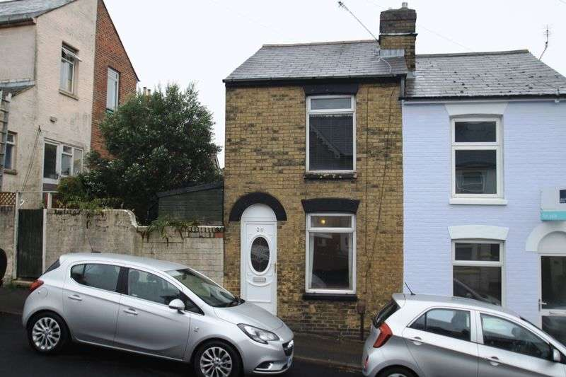 2 Bedrooms Terraced House for sale in Bridge Road, Cowes