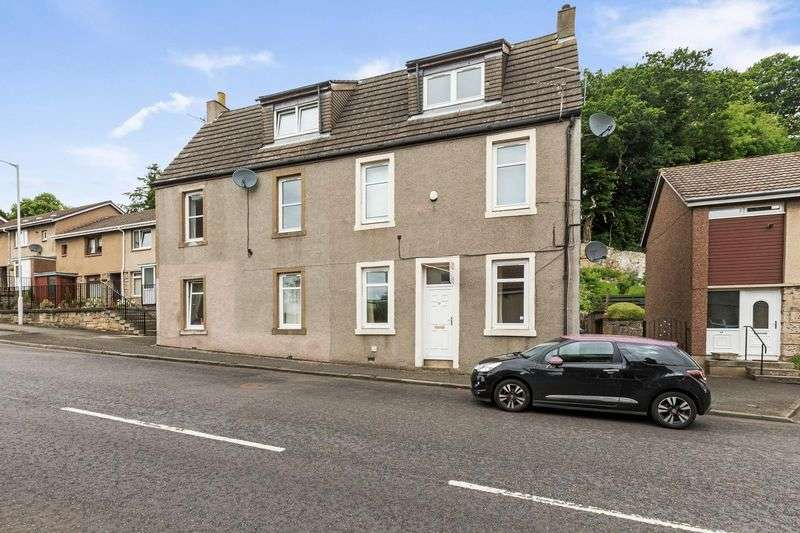 2 Bedrooms Flat for sale in Main Street, Newmills