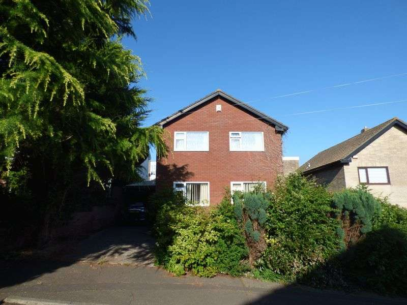 3 Bedrooms Detached House for sale in Caer Ffynnon, Barry