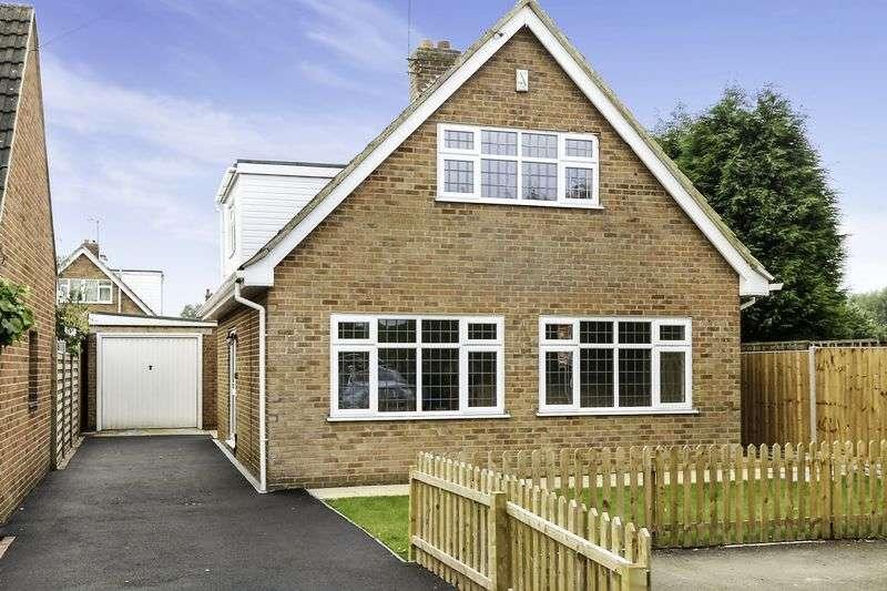 3 Bedrooms Detached House for sale in Masefield Close, Measham, Derbyshire, DE12 7EF