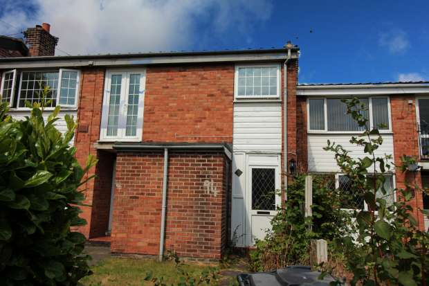 2 Bedrooms Flat for sale in East Pinfold, Barnsley, South Yorkshire, S71 4PD