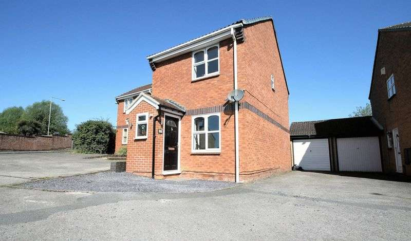 2 Bedrooms Terraced House for sale in Chatton Close, Lower Earley, Reading RG6