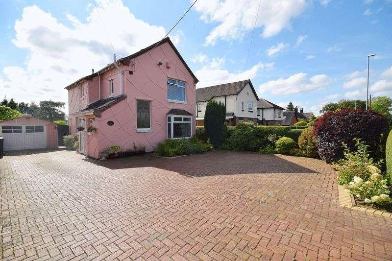 3 Bedrooms Detached House for sale in Werrington Road, Bucknall