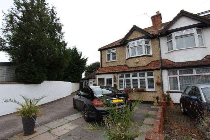 3 Bedrooms Terraced House for sale in Poulton Avenue, Sutton