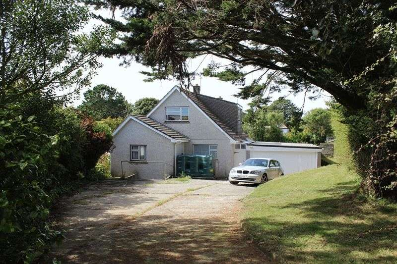 3 Bedrooms Detached Bungalow for sale in Gorran, St. Austell