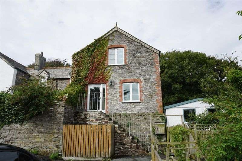 2 Bedrooms Terraced House for sale in Potters Lane, Boscastle