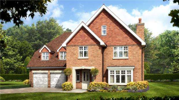 5 Bedrooms Detached House for sale in Old Bath Road, Sonning, Reading