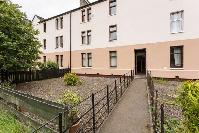 2 Bedrooms Flat for sale in Moncur Crescent, Dundee, Angus, DD3 8AD