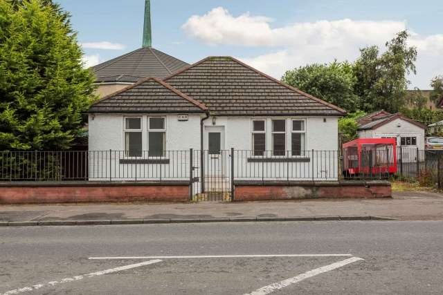 3 Bedrooms Bungalow for sale in Carlisle Road, Airdrie, North Lanarkshire, ML6 8AA