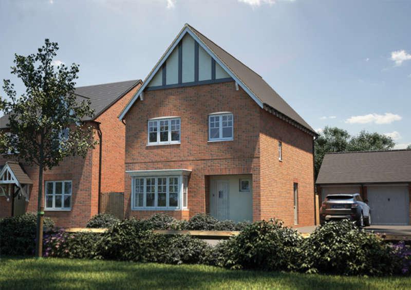 4 Bedrooms Detached House for sale in Park Lane, Castle Donington