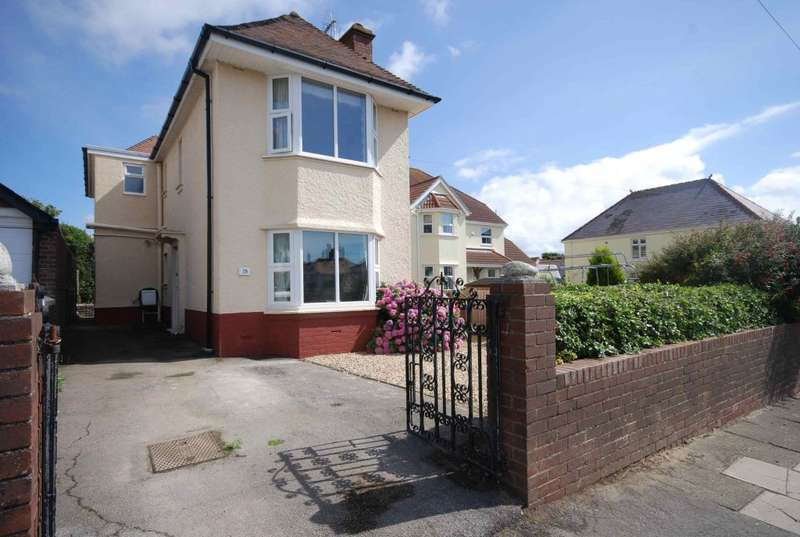 6 Bedrooms Detached House for sale in Windsor Road, Porthcawl, CF36 3LR