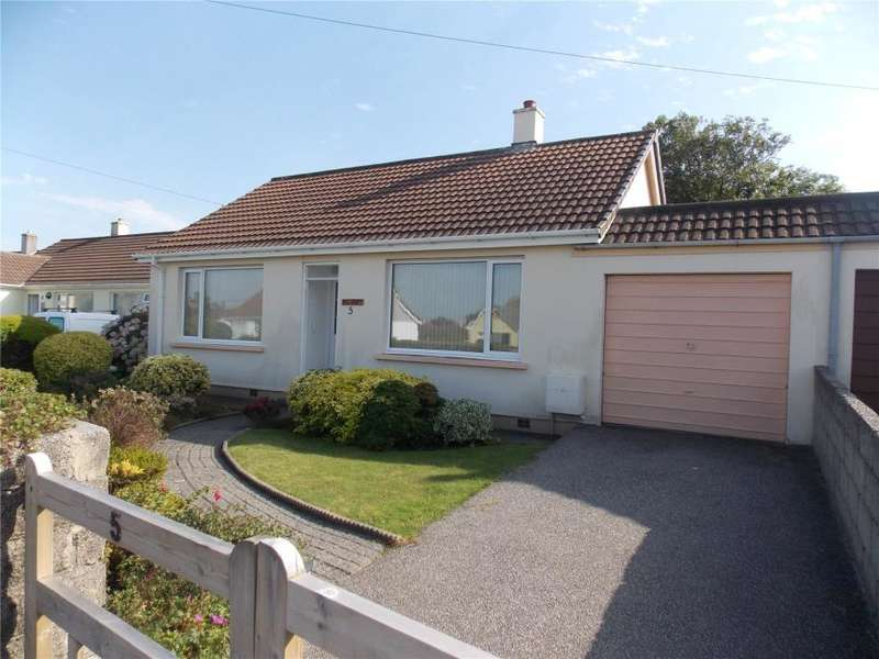 2 Bedrooms Detached Bungalow for sale in Lamanva Road, Illogan, Redruth