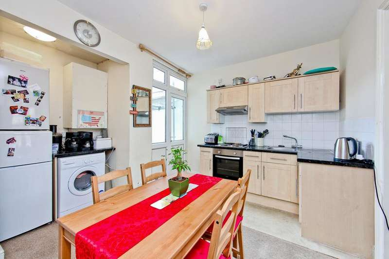 1 Bedroom Flat for sale in Replingham Road, London SW18