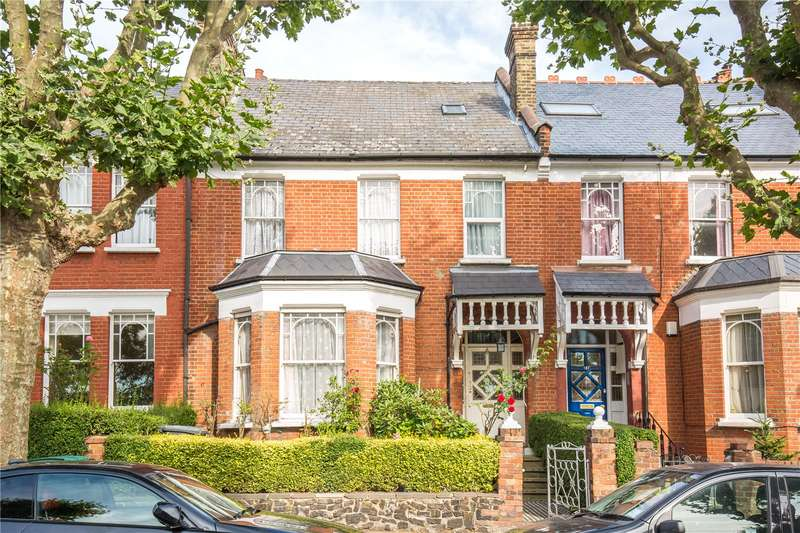 6 Bedrooms Terraced House for sale in Mount View Road, Stroud Green, London, N4