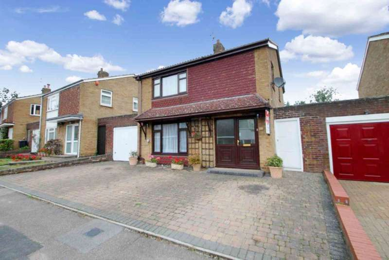 3 Bedrooms Link Detached House for sale in The Planets, Hemel Hempstead