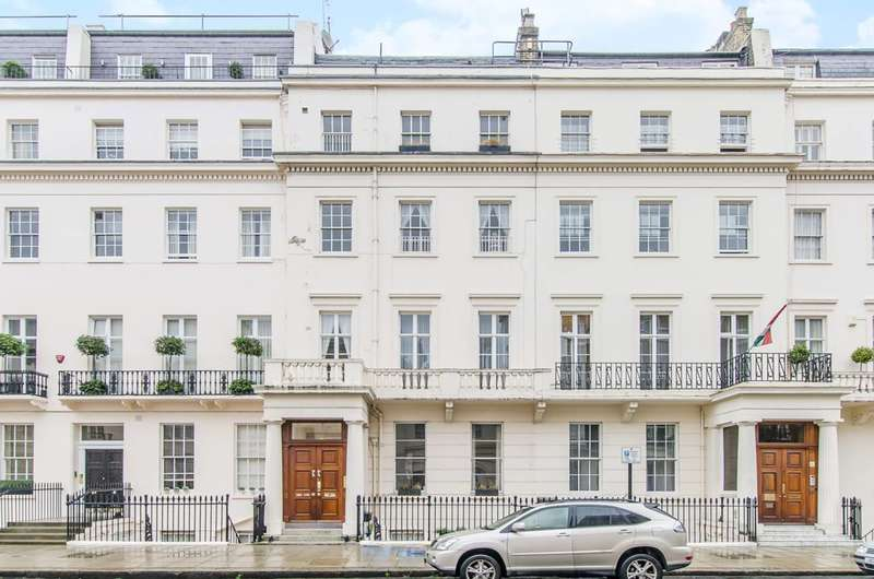 3 Bedrooms Maisonette Flat for sale in Eaton Place, Belgravia, SW1X
