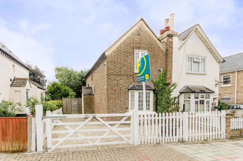 2 Bedrooms House for sale in Sunnyhill Road, Streatham, SW16