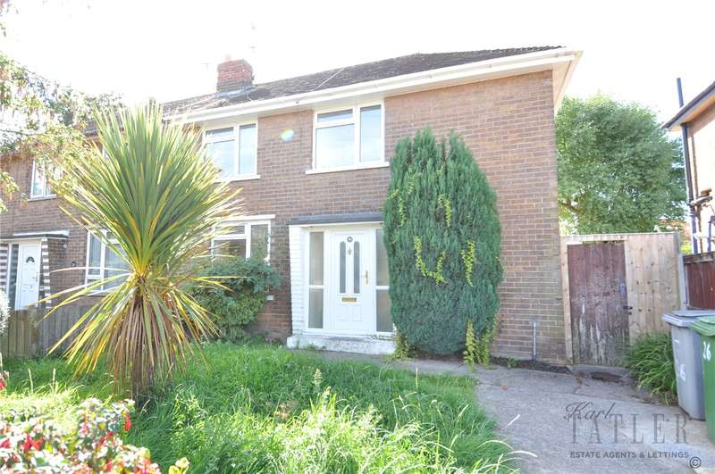 3 Bedrooms Semi Detached House for sale in Jeffreys Drive, Greasby, Wirral