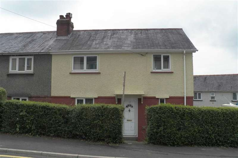 3 Bedrooms Property for sale in Brynhaul Street, Carmarthen