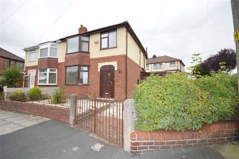 3 Bedrooms Property for sale in Cunningham Drive, Unsworth, Bury